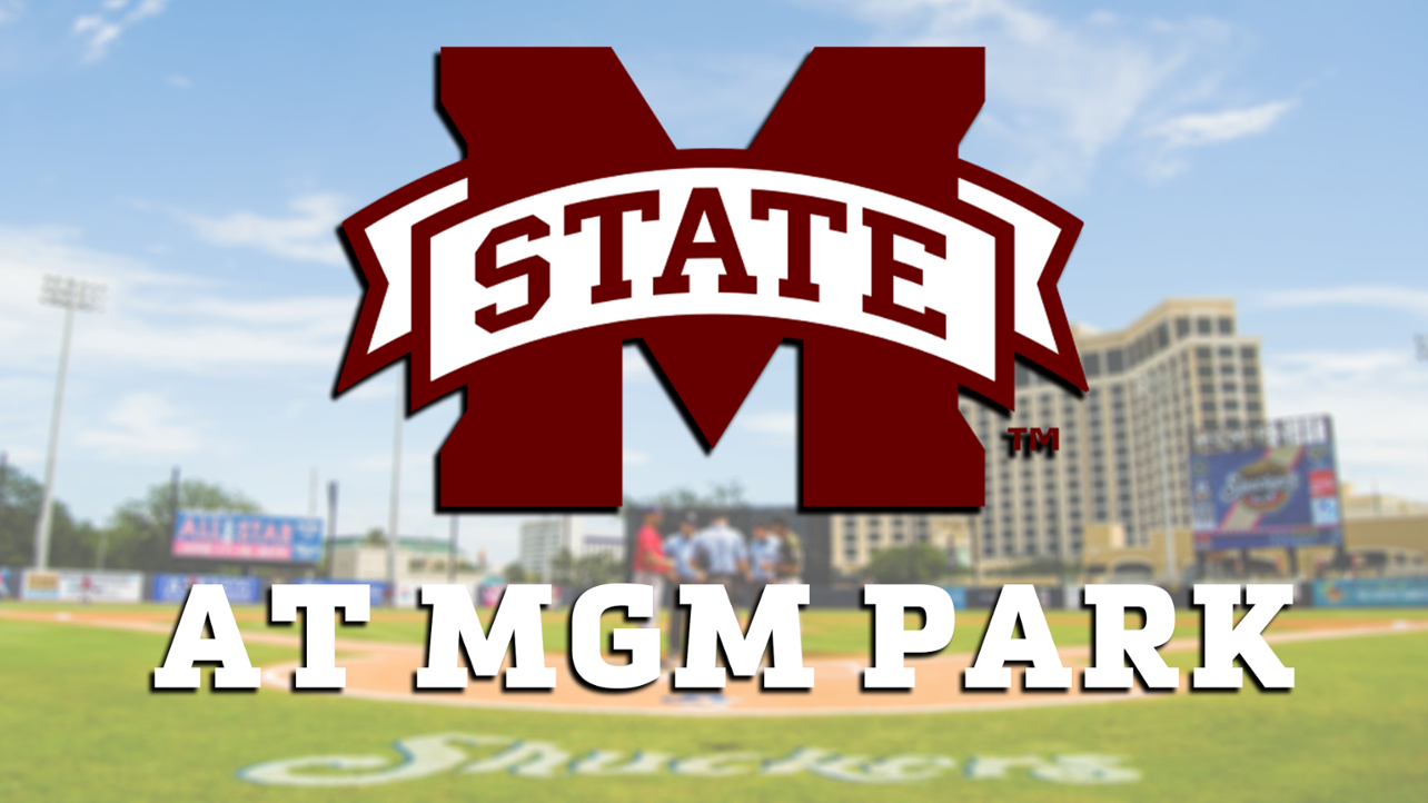 Mississippi State at MGM Park Announcement Panel