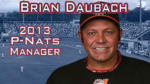 Brian Daubach was a member of the 2004 World Series champion Boston Red Sox.