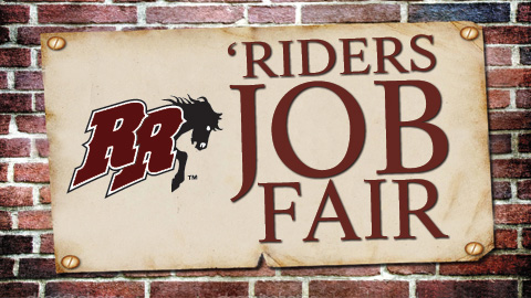 The Job Fair will be held at the JCP Club inside Dr Pepper Ballpark on January 23 & 26.