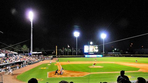 Bragan Field saw plenty of memorable moments from the Jacksonville Suns in 2013.