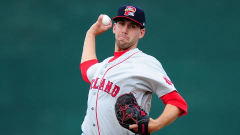 Right-hander Matt Barnes went 7-5 with a 3.58 ERA in 25 starts last season.