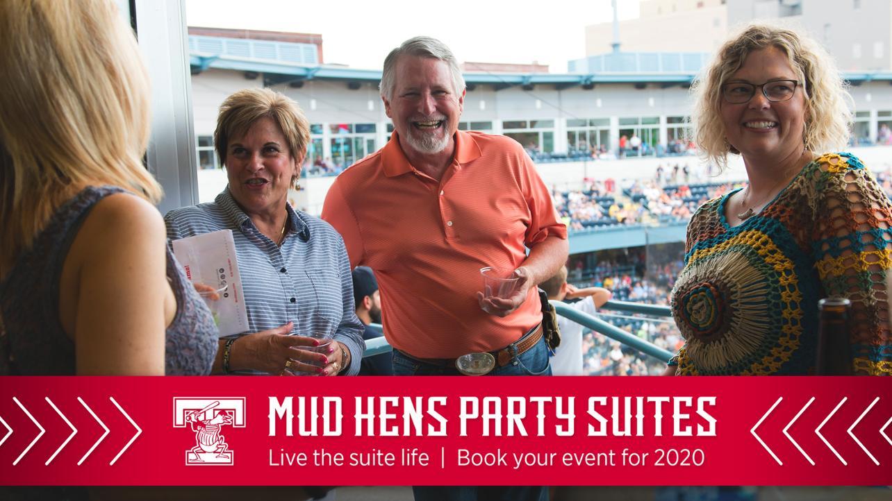 2020 Party Suites