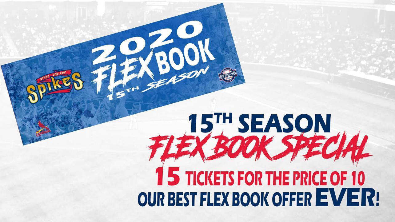 15th Season Flex Books