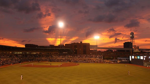 Durham Bulls Athletic Park has made strides in filling the void left by its predecessor.