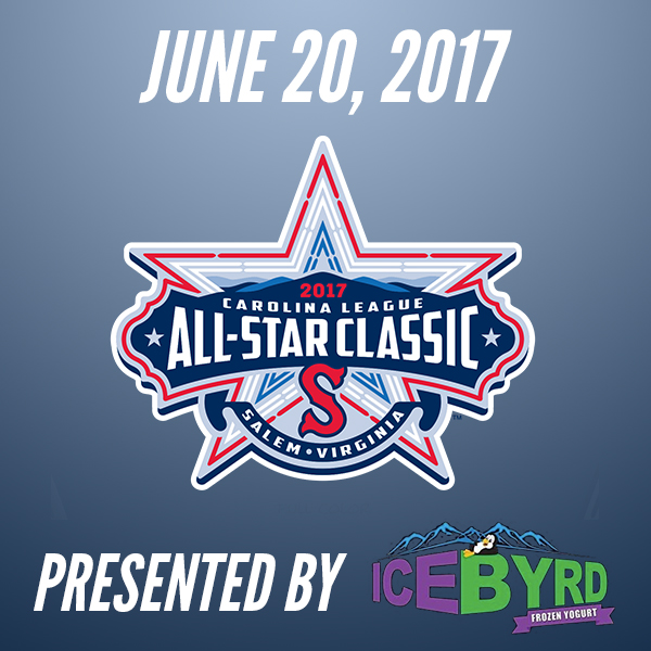 2017 Carolina League All Star Game Info Salem Red Sox