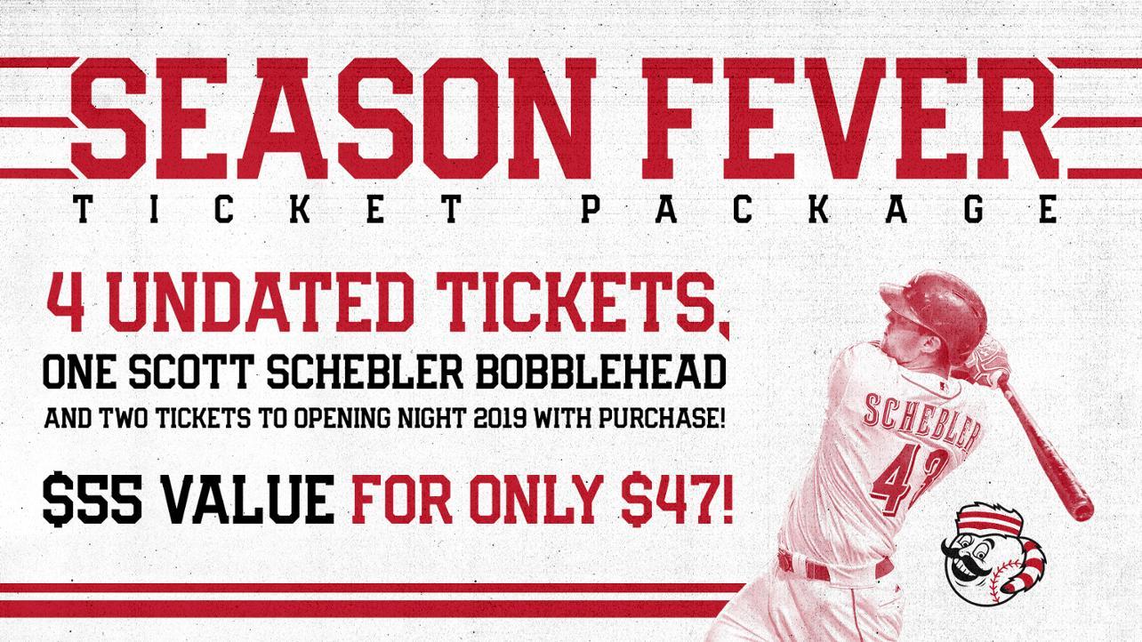 Season Fever Ticket Pack