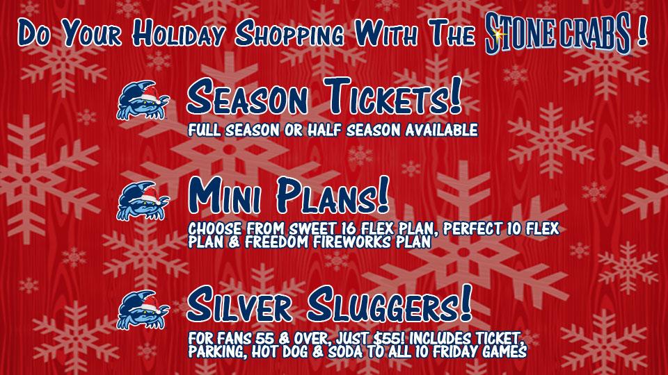 Season Tickets, Mini Plans, Silver Sluggers