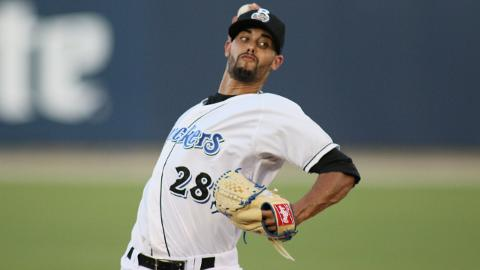 Jorge Lopez has allowed one earned run over his last 14 innings for Biloxi.