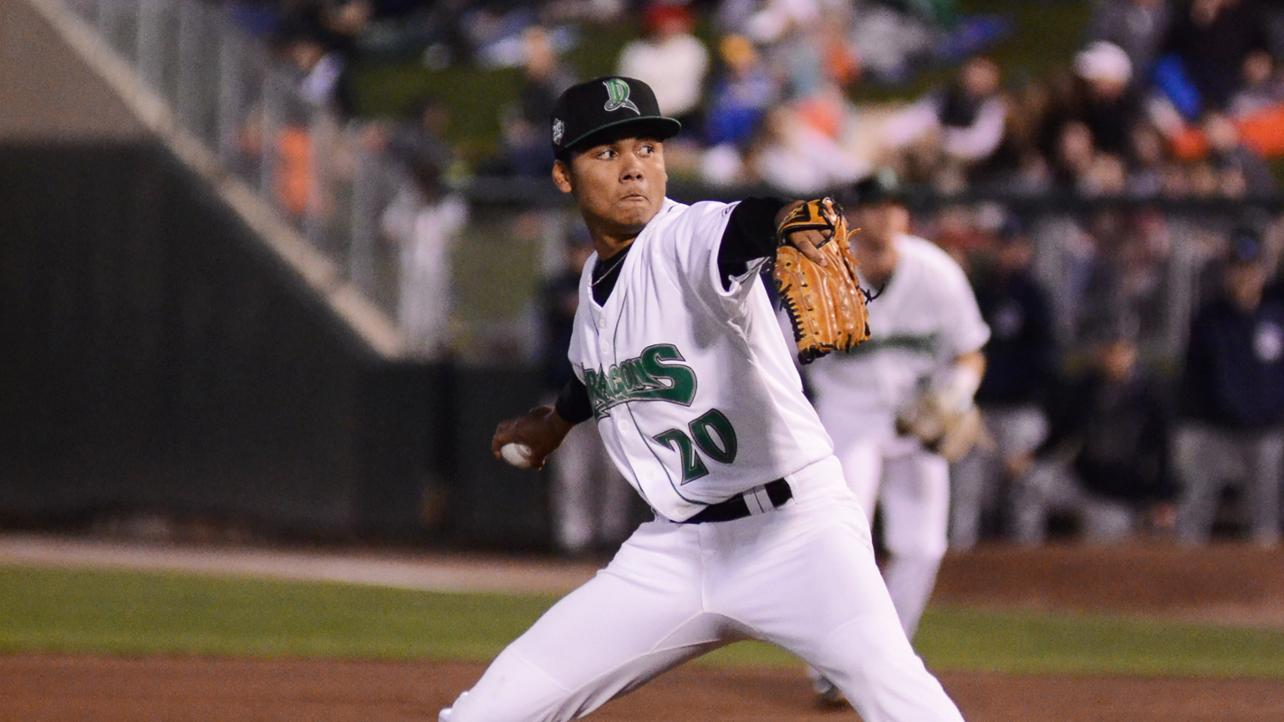 Dragons Fall 8-5 at Kane County; Road Trip Finale is Monday