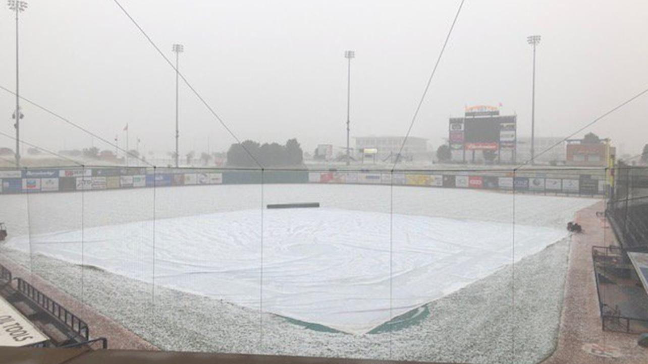 Tuesday Storm in Midland Forces Drillers Postponement