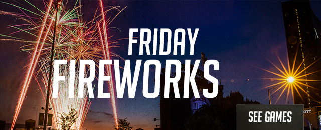 Friday Fireworks