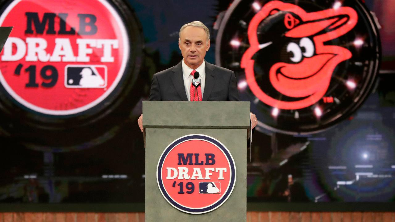 how many rounds in mlb draft 2020