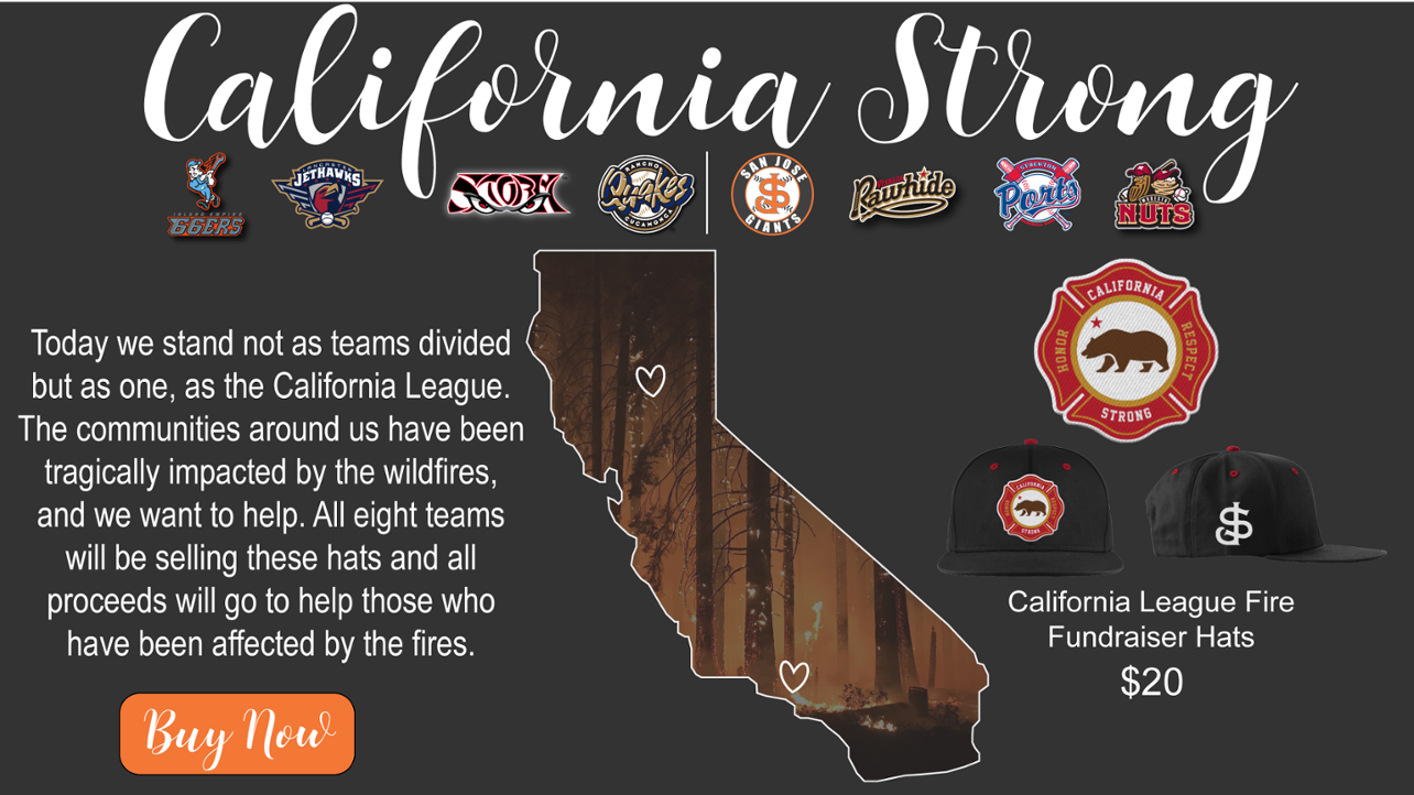 California Fire Relief Caps