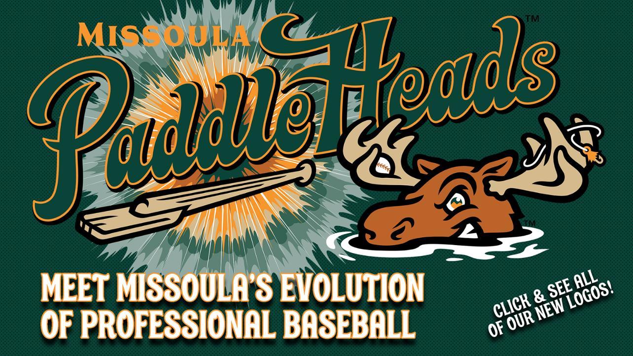 Rebrand panel for Missoula PaddleHeads