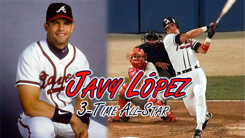 Braves Catching Star Javy López to Appear at Flying Squirrels Opening Day