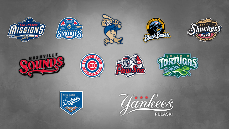 New season, new looks for some teams | MiLB com News