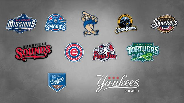 New season new looks for some teams milb news publicscrutiny Gallery