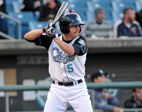 Chris Rahl picked up three hits and drove in a run on Wednesday.