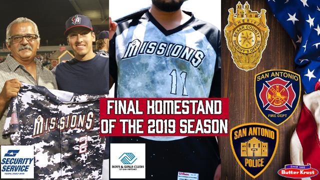 Missions Final Regular Season Homestand Begins Friday