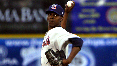 Rafael Montero is sixth in the Eastern League with a 2.72 ERA.