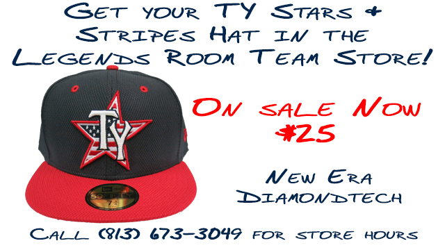 47b10e204d9 MiLB s Stars   Stripes Hats. By Tampa Yankees