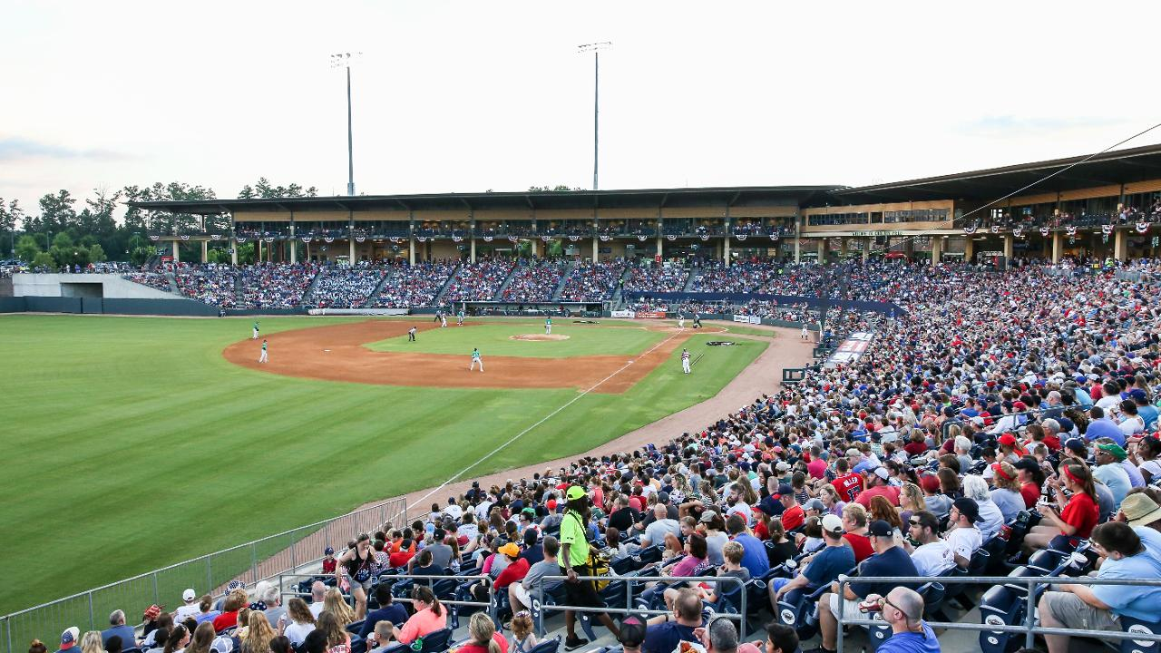 Gwinnett Braves 2019 Schedule Gwinnett Stripers Announce 2019 Home Game Times | Gwinnett