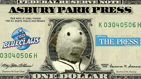 Asbury Park Press Dollar Weekend returns from April 5th - 7th.