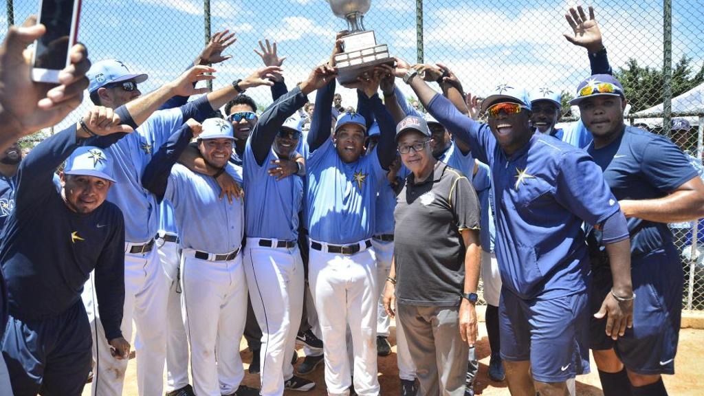 Rays claim 2018 Dominican Summer League crown