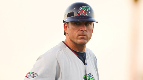 Doug Mientkiewicz has led Fort Myers to a 41-18 record in his first year.