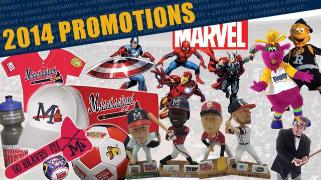 Braves giveaways
