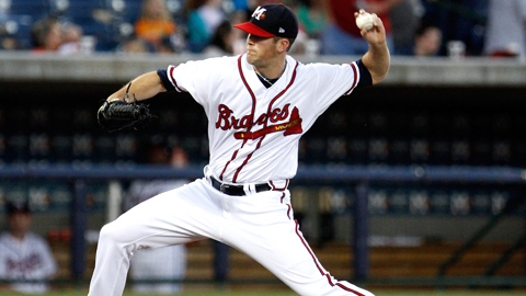 Alex Wood has allowed two home runs over 102 2/3 innings as a pro.