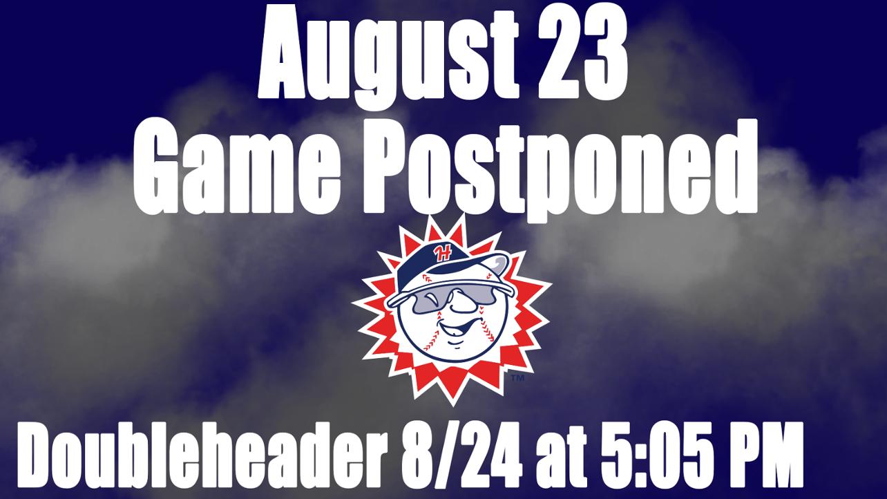Suns and Shorebirds Opener at Municipal Stadium Postponed