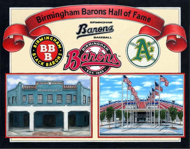 Barons Hall Of Fame
