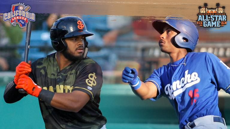 Ramos, Downs take center stage in Cal League