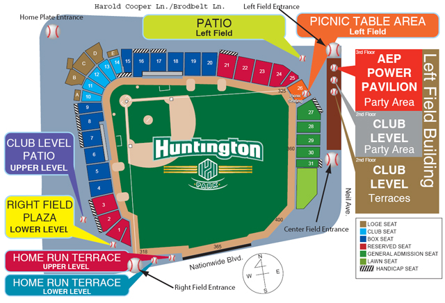 Special Events Home Columbus Clippers Huntington Park