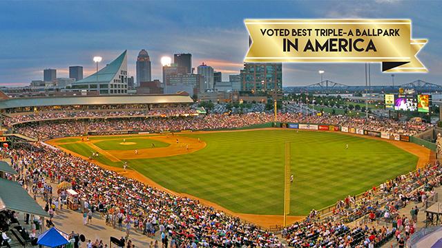 Louisville Slugger Field Voted Best Aaa Ballpark In America