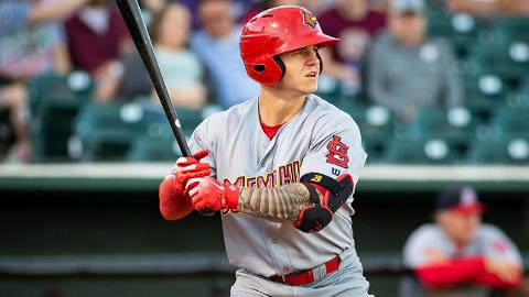 Tyler O'Neill registered his 13th career multi-homer game and his fifth during the 2018 campaign.