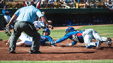 The Cubs and Rangers had a total two-day attendance of 17,807 at Big League Weekend at Cashman Field!