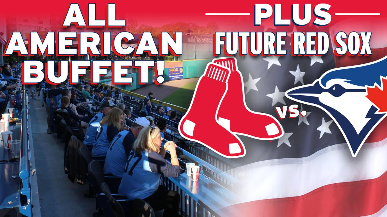 All-American Buffet & Future Red Sox!