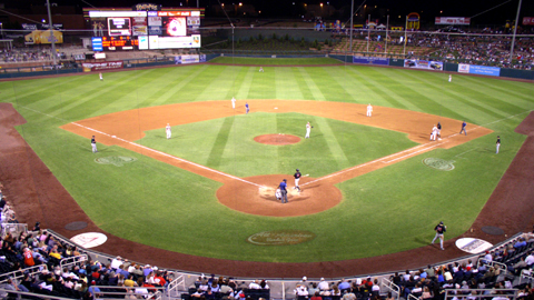 In 2012, 170 homers were hit at Isotopes Park, the most in the Pacific Coast League.