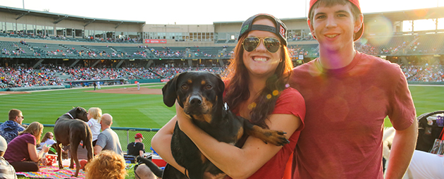 Bark in the Park Photo