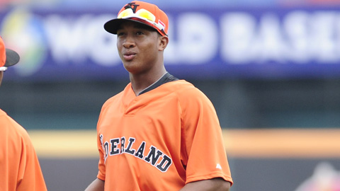 Jonathan Schoop hit .245 for Double-A Bowie last season.