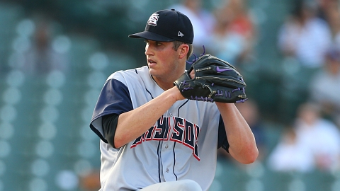 Left-hander Drew Pomeranz was the fifth overall pick in the 2010 Draft.