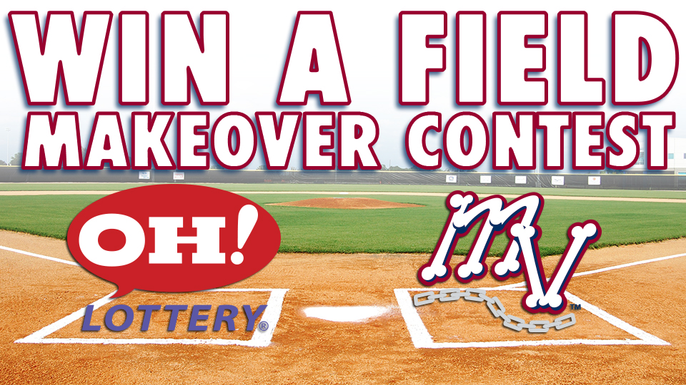 Scrappers and Ohio Lottery with 21 WFMJ partner for Win a Field