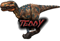 Teddy the TRex
