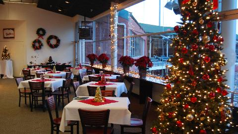 The Shorebirds have a great venue for you to host your holiday party!