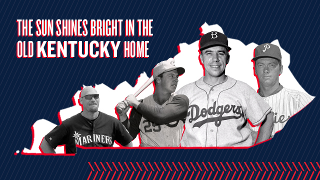 8203821e Our list of the 20 all-time best baseball players to come from the  Bluegrass State