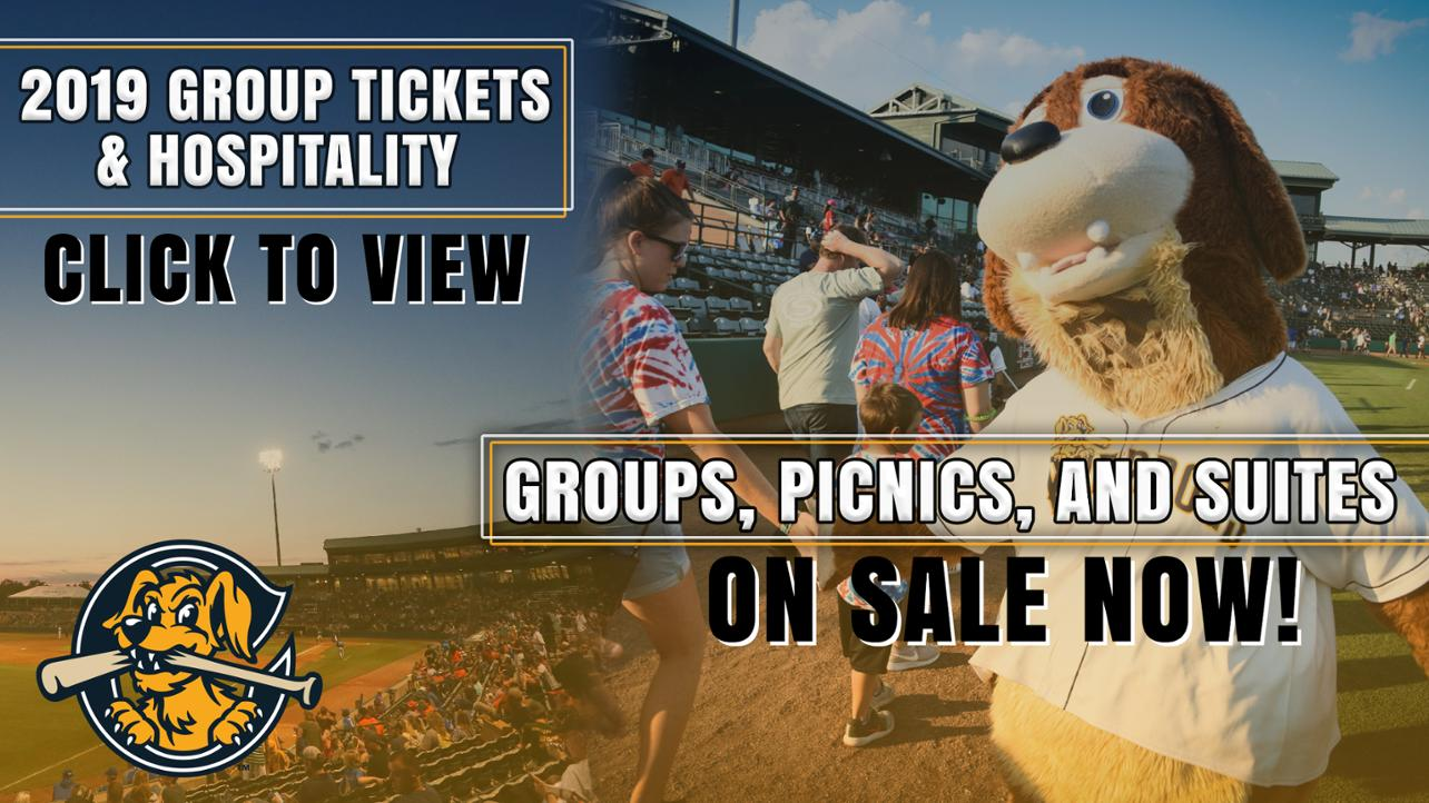 Group Tickets Hospitality Homepage Graphic