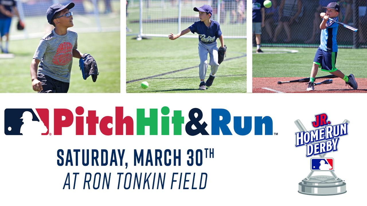 0380e97c7 Hillsboro Hops & Ron Tonkin Field to Host MLB's Jr. Home Run Derby and Pitch,  Hit & Run Contest