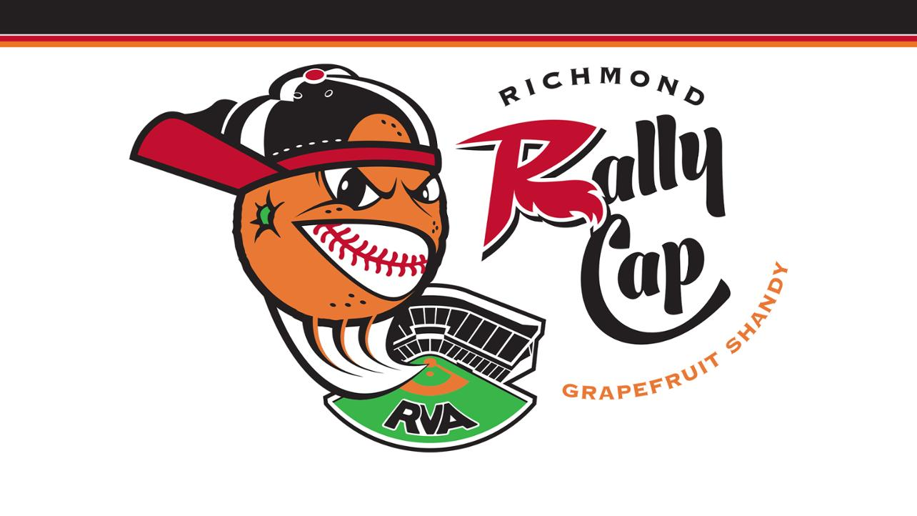 Flying Squirrels, COTU introduce 'Richmond Rally Cap'